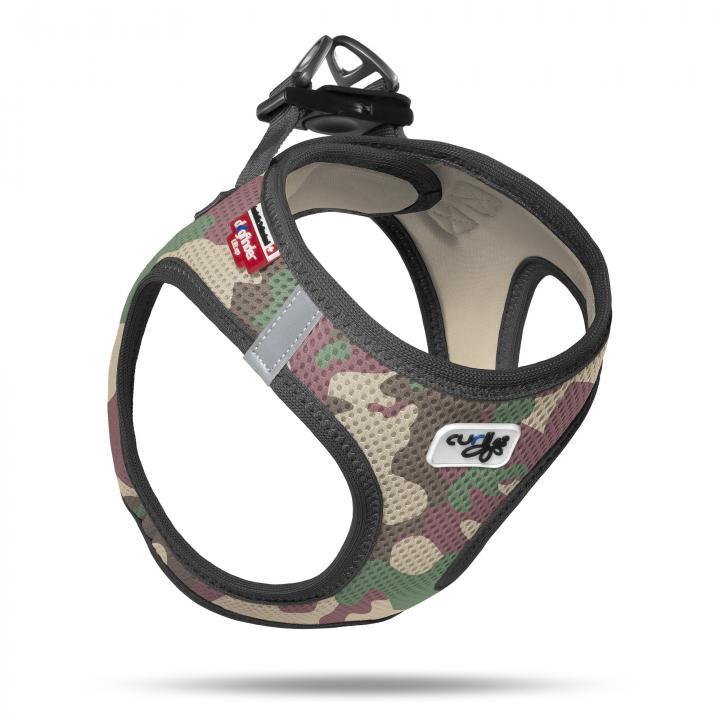 Vest Harness Air-Mesh camo