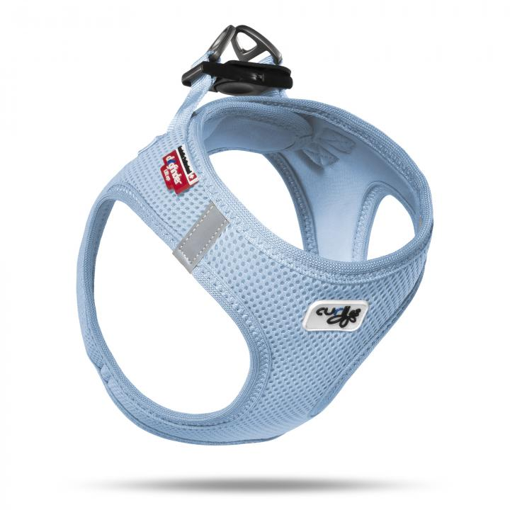 Vest Geschirr Air-Mesh skyblue