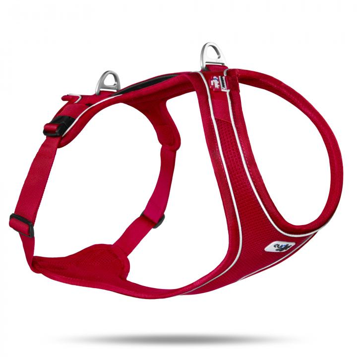 Belka Comfort Harness Red