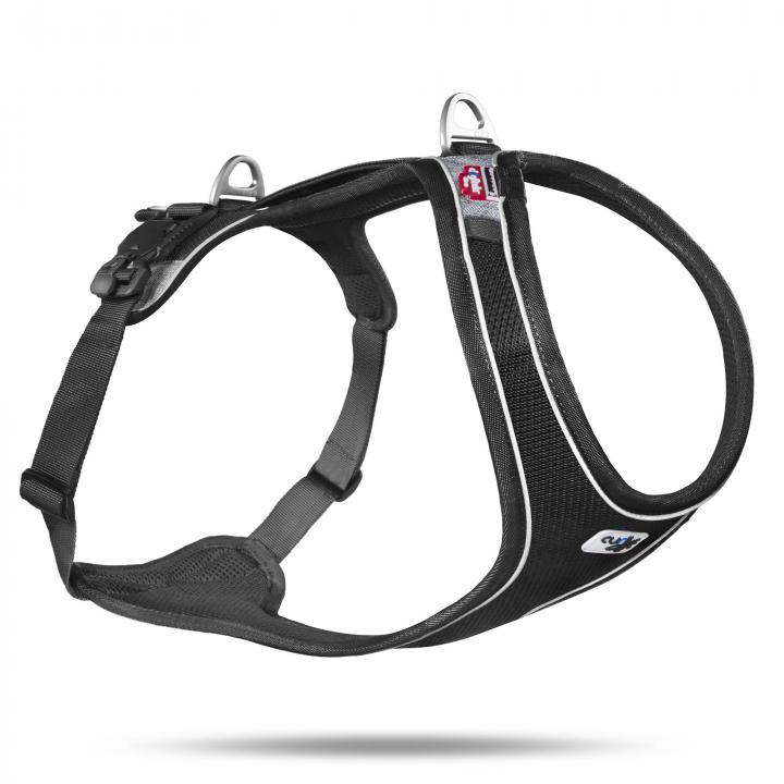 Magnetic Belka Comfort Geschirr Black
