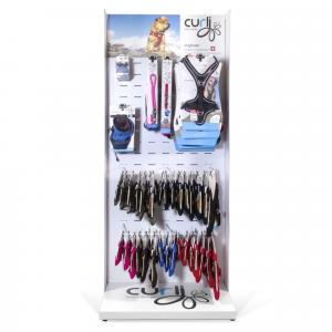 Package in different sizes & POS Metal Display Large