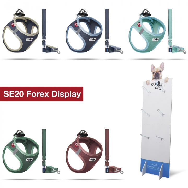 Package SE20 Collection & Forex Display none